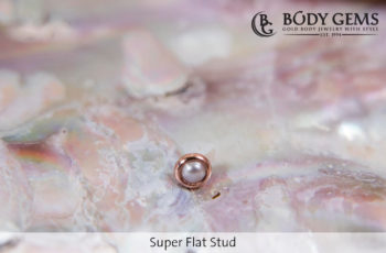 Piercingstudio Nijmegen_Super Flat Stud