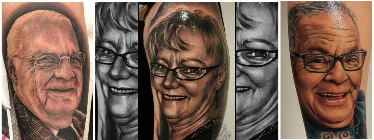 Foto's voor Slideshow_Tattoo zonder afspraak_Rising Bastards4